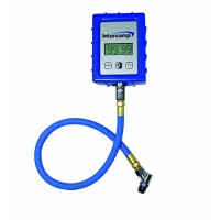 Intercomp 99.99 PSI Digital Air Pressure Gauge With Angle Chuck