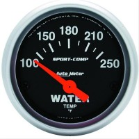 AutoMeter Sport-Comp Analog Gauges 3337