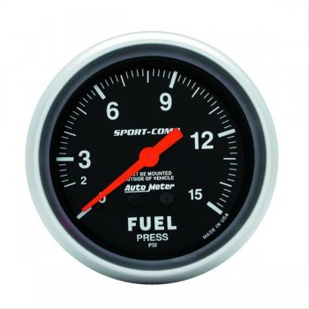 AutoMeter Sport-Comp Analog Gauges 3411