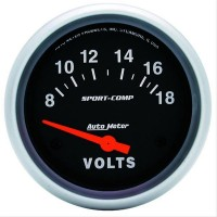 AutoMeter Sport-Comp Analog Gauges 3592