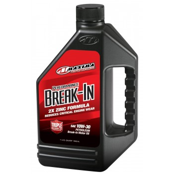 Maxima Oil Performance Break-In Oil 10W30