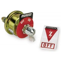 Moroso Battery Disconnect Switches 74100